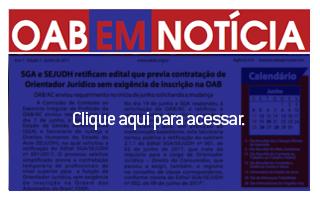 OAB em Notícia